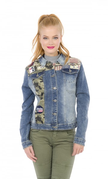 Denim Jacket - DR384