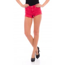 Red Cargo Pants - DR481-4